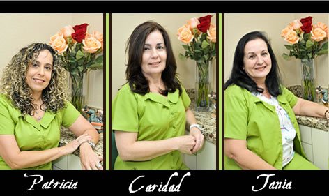 Our-Dental-Office-Miami-Staff