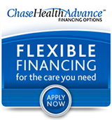 Apply Now! For dental financing with Chase Health Advance